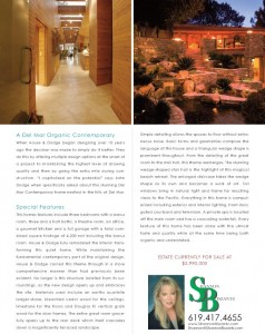 Article in Fine Homes Magazine